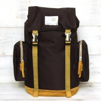 suolo BARREL RETRO (DARK BROWN)