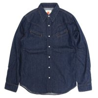 Nasngwam ARIZONA SHIRT DENIM (ONE WASH)