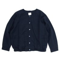THE PARK SHOP STUDIUM BLOUSON (NAVY)