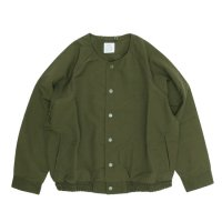THE PARK SHOP STUDIUM BLOUSON (OLIVE)
