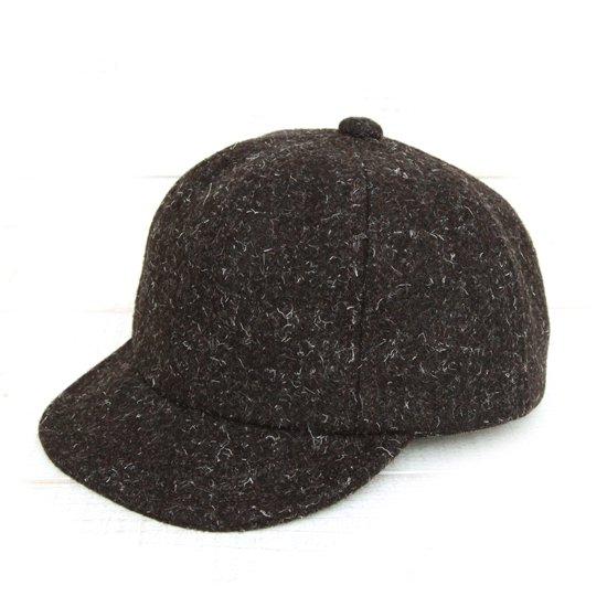 Jackman JM6451 Baseball Cap (Dark Brown)