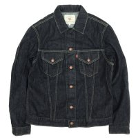 GO WEST BASIC No.3 JACKET (ONE WASH)