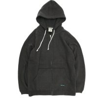 A HOPE HEMP Regular Full Zip PK (Old Blackie)
