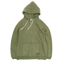 A HOPE HEMP Regular Full Zip PK (Rat Sage)