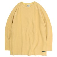 A HOPE HEMP Raglan Light Sweat (Harbest)