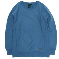 A HOPE HEMP Reverse Sweat (Slite Blue)