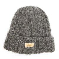 GO WEST ALAN CABLE WATCH CAP (GRAY)