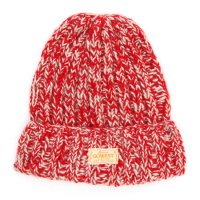GO WEST MIX COL WATCH CAP (RED)