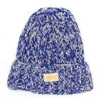 GO WEST MIX COL WATCH CAP (BLUE)