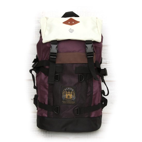 ALDIES Sphinx Ruck (PURPLE)