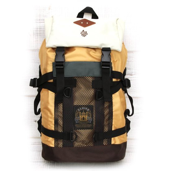 ALDIES Sphinx Ruck (YELLOW)