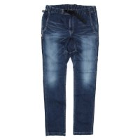 GO WEST CLIMBING TROUSERS STRETCH DENIM (USED WASH)