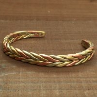 Nasngwam BRAID BANGLE