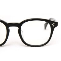 GO WEST × DECOMP EYE WEAR #142 (BLACK)