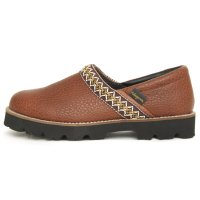 Nasngwam TIROLEAN SHOES (BROWN)
