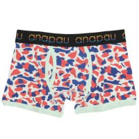 anapau UNDER SHORTS ハート迷彩 (COLOFUL)
