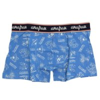 anapau UNDER SHORTS ポパイ (BLUE)