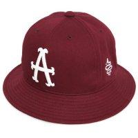 ALDIES A Hat (Burgundy)