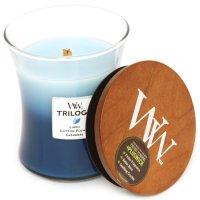 Wood Wick TRILOGY (Clothesline Fresh)