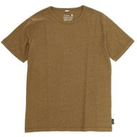 GO HEMP BASIC S/SL TEE (COYOTE BROWN)