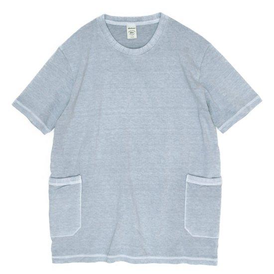 Jackman JM5782 Pigment T-shirt (Ice Silver)