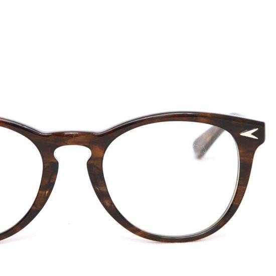 hobo Wellington Glasses (Brown Clear)