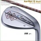【アウトレット特別価格】ルーツゴルフ ルーツGウェッジ アーメットGシャフト 3本セット【3営業日出荷】