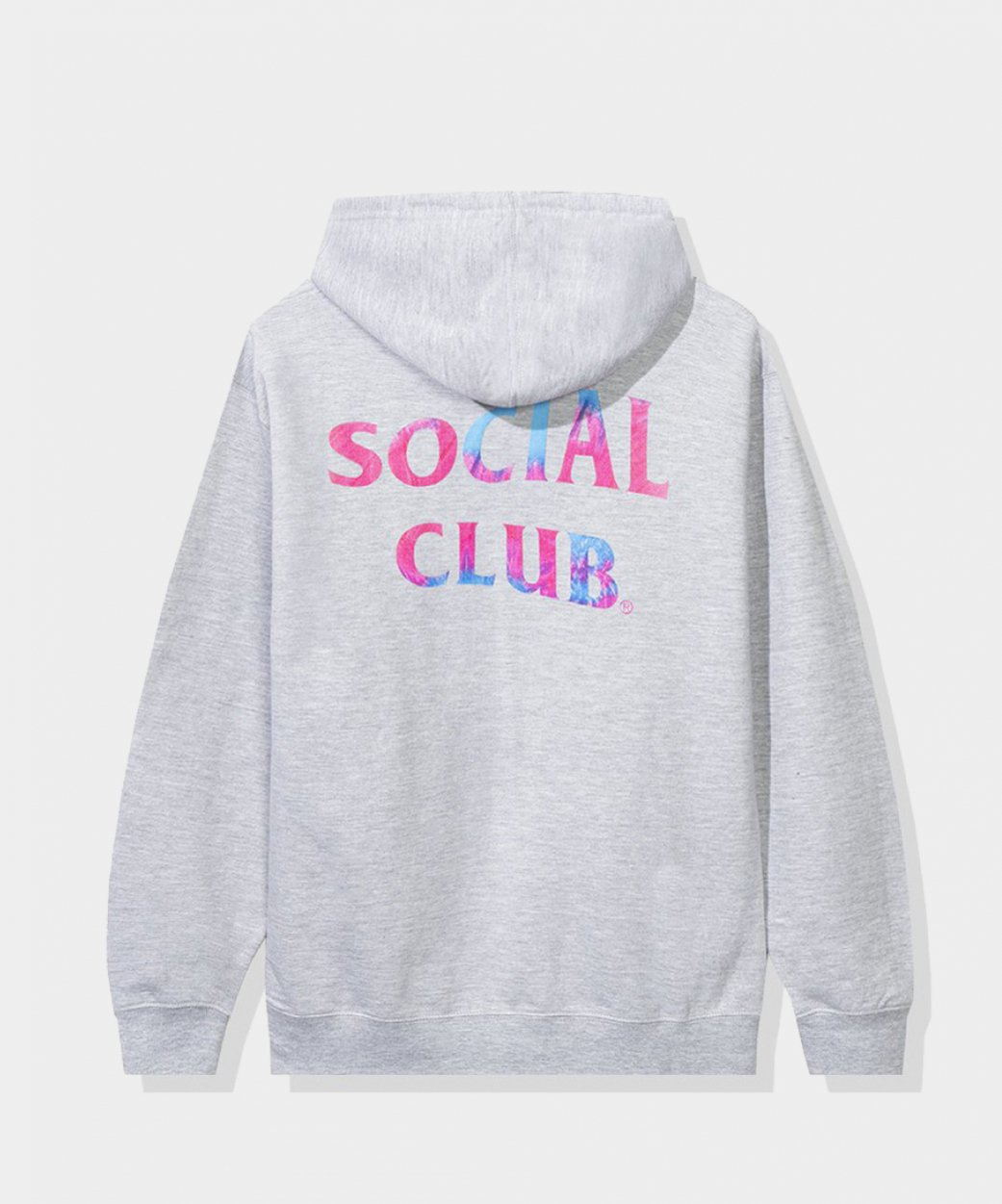 Anti Social Social Club ASSCアンチソーシャルソーシャルクラブ<br> Funky Forest Gray Hoodie/パーカー