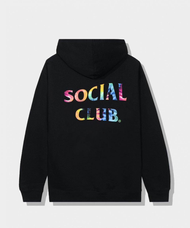 Anti Social Social Club ASSCアンチソーシャルソーシャルクラブ<br> Funky Forest Black Hoodie/パーカー