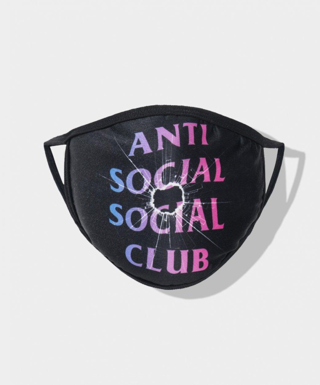 Anti Social Social Club ASSCアンチソーシャルソーシャルクラブ<br>Tongue Tied Maskマスク