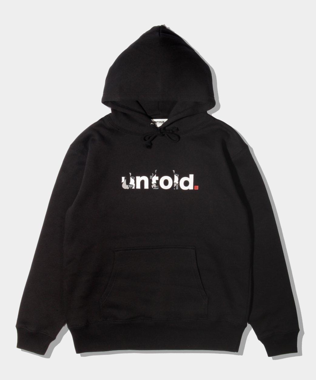 UNTOLD x MHAK Logo Hoodie / フリース