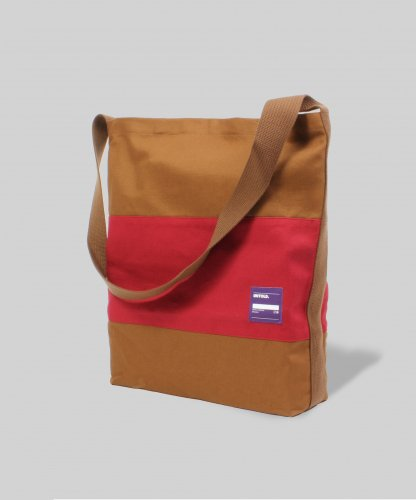 UNTOLD *CANVAS SHOULDER TOTE BAG