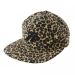 TRANSPORT 7up FELT WAPPEN FLEECE LEOPARD CAP