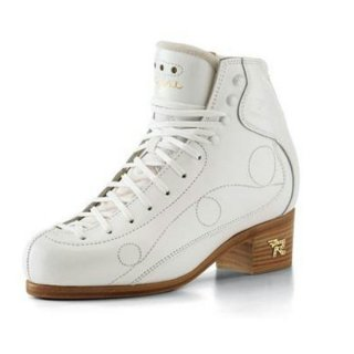 【お取寄せ品】リスポート ロイヤル スーパー フィギュアスケート靴/トリプル〜4回転