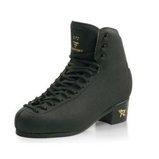 【お取寄せ品】リスポート RF2  フィギュアスケート靴/ブラック/トリプル