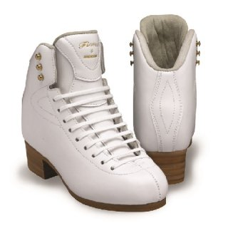 【お取り寄せ品】ジャクソン ダンス・シンクロ用スケート靴 フィネス <ホワイト> 女性用
