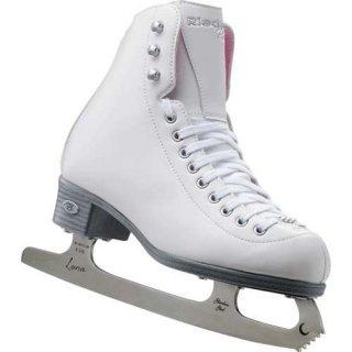 【お取寄せ品】ライデル フィギュアスケート靴 パール ガールズ