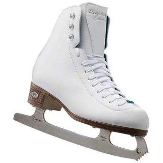 【お取寄せ品】ライデル フィギュアスケート靴 エメラルド ガールズ