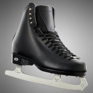 【お取寄せ品】ライデル フィギュアスケート靴 ダイヤモンド ブラック
