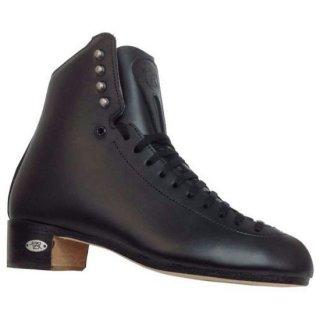 【お取寄せ品】ライデル フィギュアスケート靴 エッジ ブラック