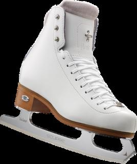 【お取寄せ品】ライデル フィギュアスケート靴 フレア ガールズ  ブレードセット