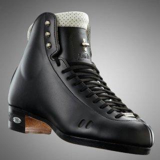 【お取寄せ品】ライデル フィギュアスケート靴 フュージョン ブラック