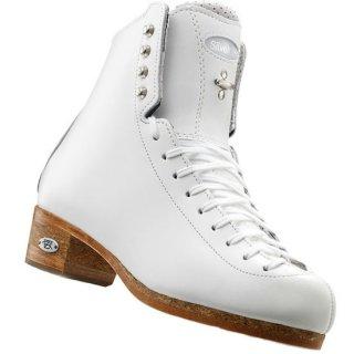 【お取寄せ品】ライデル フィギュアスケート靴 シルバースター ガールズ