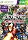 【XBOX360】Marvel Avengers: Battle For Earth アジア版