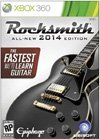 【XBOX360】ROCKSMITH 2014 WITH REAL TONE CABLE BUNDLE アジア版