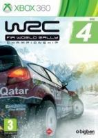 【XBOX360】WRC 4 FIA World Rally Championship PAL版