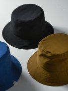 CURLY ASTOR HAT(ダークベージュ/ブラック/フリーサイズ)