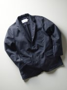 CURLY BLEECKER JACKET(ネイビー)