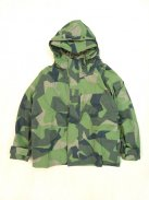 DEADSTOCK SWEDISH ARMY CAMO JACKET(カモ)