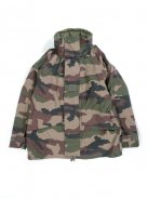 DEADSTOCK FRENCH ARMY CCE JACKET(カモフラ)